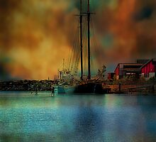 In The Harbor by Katy Breen