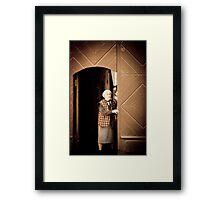 OnePhotoPerDay Series: 285 by L. Framed Print