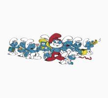 smurfs by fotodose