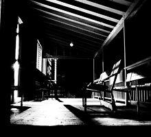 Summer Night Stripes by Benjamin Manning