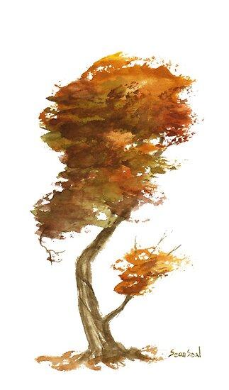Little Tree 24 by Sean Seal