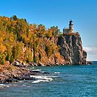 Split Rock LIghthouse #3 by JimGuy
