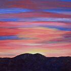 Skies of Harmony by Marsha Free