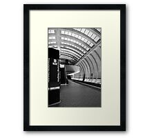 Before the Rush Framed Print