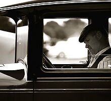 Waiting patiently, he wondered why she was taking so long by JimFilmer