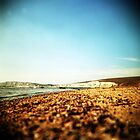 holga compton bay by redcow