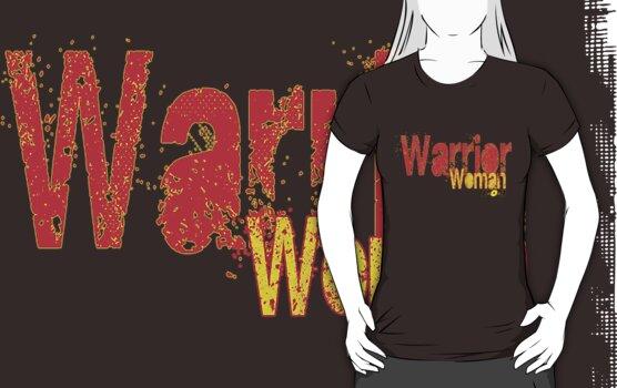 Warrior Woman [-0-] by KISSmyBLAKarts