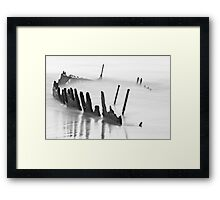 Mists of Time Framed Print