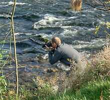 Gary Shoots The Rapids by VoluntaryRanger