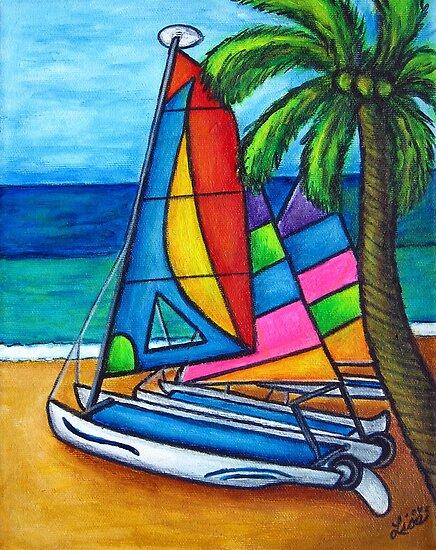 Colourful Hobby by LisaLorenz