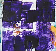 Pure Abstraction 5 by Kim Bender
