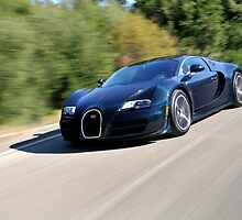Bugatti Veyron - The World's Fastest Automobile .... by M-Pics
