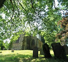 Peace - Thornton Church, Leicestershire, UK by cookieshotz