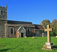 St Mary's Church, Almer by RedHillDigital
