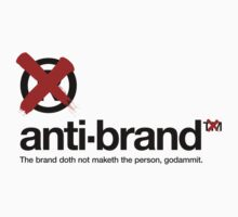 anti-brand® by animo