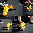 Rubber Duckie you're my very best friend, it's true by laruecherie