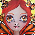 """Butterfly Fairy"" by Jaz Higgins"