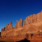 Park Avenue ~ Arches National Park, Utah USA by Vicki Pelham