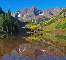 A magic place of Colorado by algill
