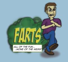 Farts - All of the fun none of the mess T-Shirt