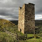 Rosedale Chimney, North York Moors by MartinWilliams