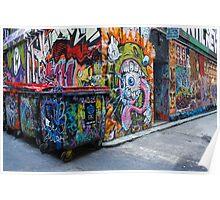 The Graffiti Poster