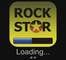 iphone Rockstar App Girly fit by aowear
