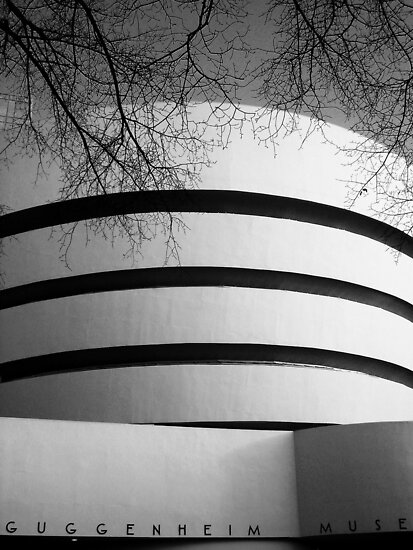 Guggenheim by Anthony Hennessy