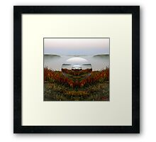 The Mighty James ! Framed Print