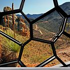 Window on Arkaroola by Peter Hammer