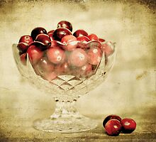 Cranberries by Erin Reynolds
