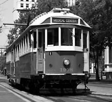 Memphis Trolley by gcobb
