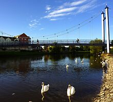Exeter Quay by Charmiene Maxwell-batten