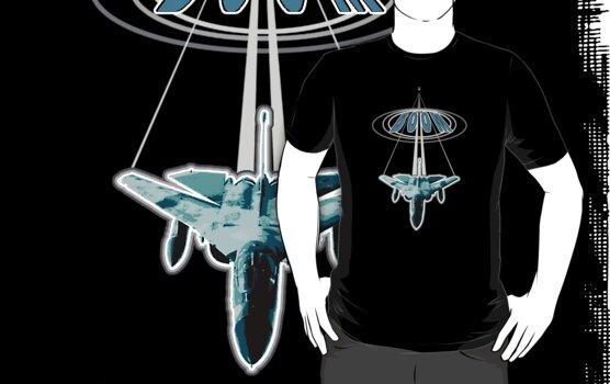 F-111 Sonic Boom by Octochimp Designs