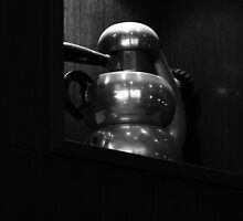 Dusty 50's Coffee Icon by Ell-on-Wheels