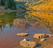 Maroon Bells by michaelmattison