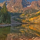 Maroon Bells 2 by michaelmattison