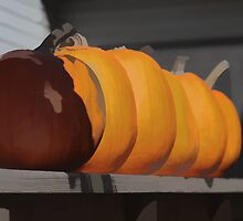 Pumkin Row by shadyuk