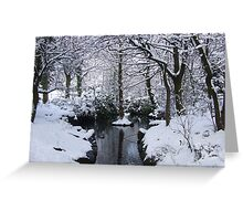 My Secret Place - Stamford Park, Lancashire Greeting Card