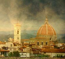 Dreams of Tuscany  Firenze by Marie Luise  Strohmenger