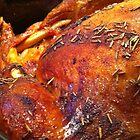 thanksgiving turkey by Matte Downey