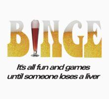 Binge by Jayson Gaskell