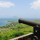 Brimstone Fort in St. Kitts by Kim Walters