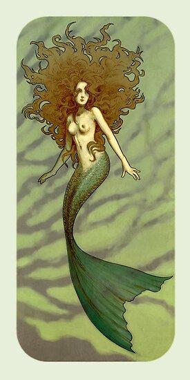 Mermaid by Megan Glosser