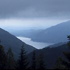 Lake Pend Oreille Idaho by OneRudeDawg