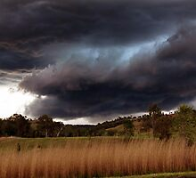 Rolling Thunder by SouthBrisStorms