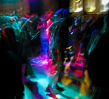 dance floor by Bruce  Dickson