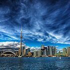 Toronto Skyline by NeilAlderney