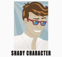 The Real Slim Shady Character (White) by marriedapples