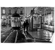 The last tramway Poster